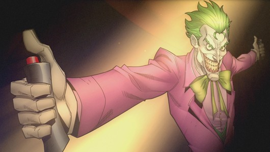 DC Universe Online - The Joker cutscene still