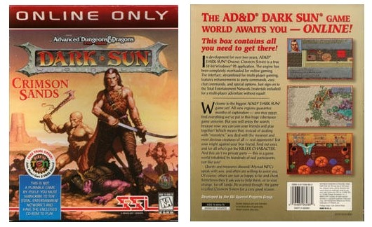 Dark Sun Online
