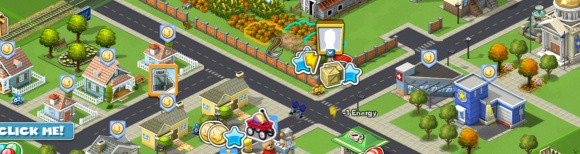 CityVille screenshot