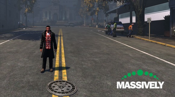 The Secret World - Illuminati manhole covers
