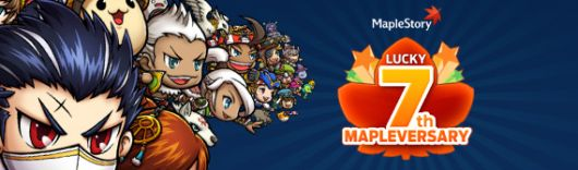 MapleStory 7th Anniversary