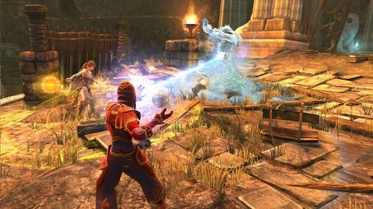 Screenshot -- Neverwinter