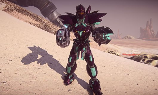 Screenshot -- PlanetSide 2