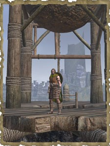 Age of Conan - ranger tower