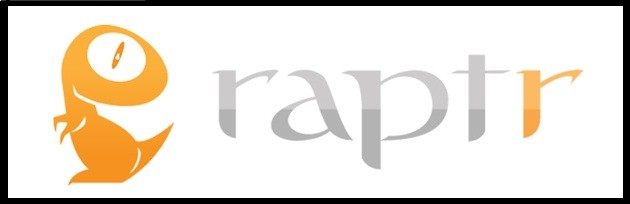 Raptr logo
