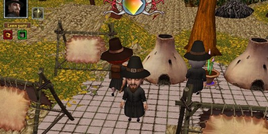 Salem gameplay screenshot