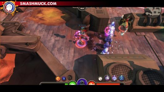 Screenshot -- SmashMuck Champions
