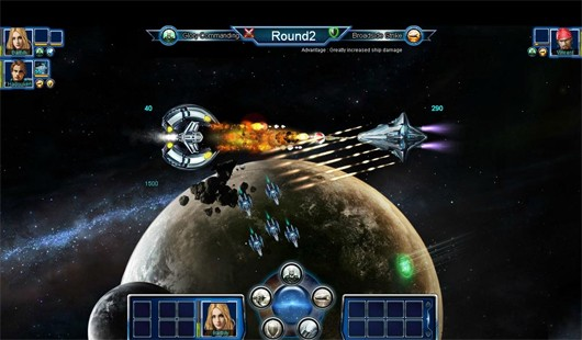 Star Supremacy gameplay screenshot
