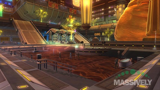 Star Wars: The Old Republic - Nar Shaddaa