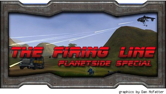 The Firing Line - Epic SOE memories on PlanetSide's ninth anniversary