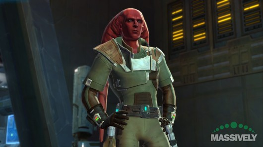 SWTOR: Smug smuggler