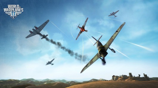 World of Warplanes - Closed beta begins