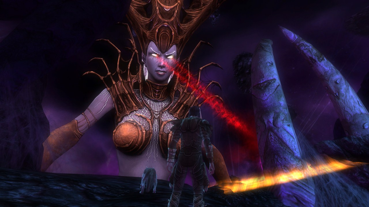 Going for a tour in DDO's Demonweb