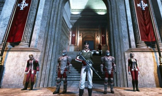 The Secret World - Templars