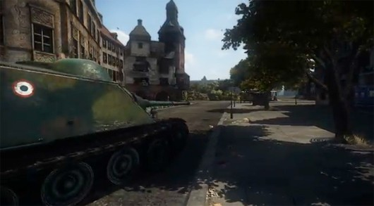 World of Tanks - 7.4 Widepark