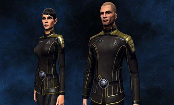 Captain's Log Star Trek Online potpourri
