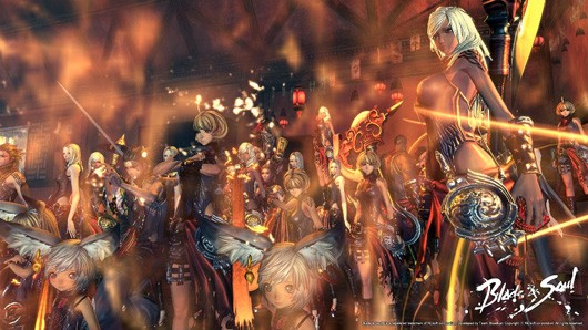 Blade &amp; Soul takes over the top spot in Korea, dethroning Diablo III