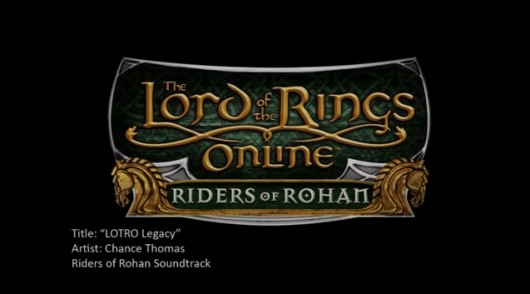 LotRO releases first track of Riders of Rohan score