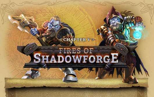 Runes of Magic's Chapter V Fires of Shadowforge now live