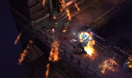 Diablo III to benefit from big brother World of Warcraft's features
