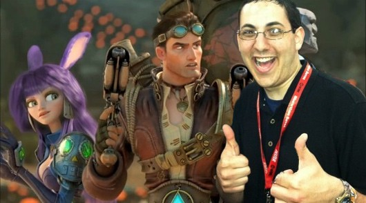 Massively Exclusive: Interview with Wildstar Senior Community Manager