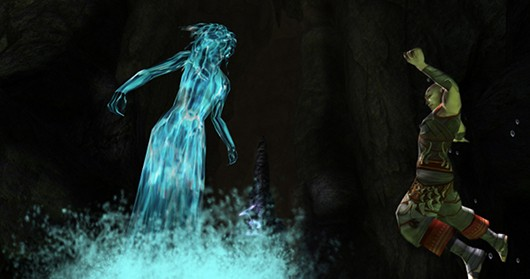 Screenshot -- Dungeons and Dragons Online