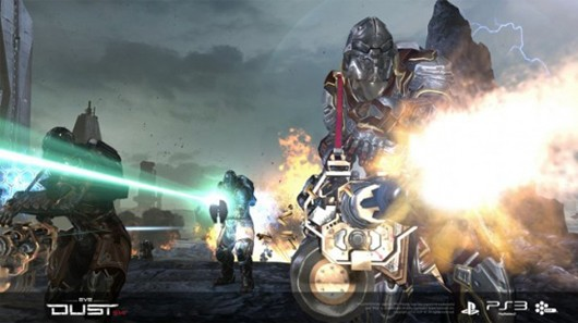 DUST 514 E3 2012 hands-on