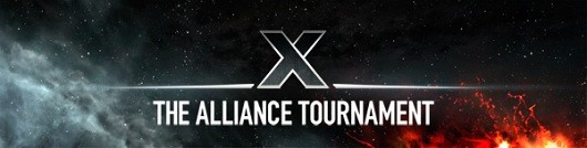 EVE Alliance Tournament X details posted
