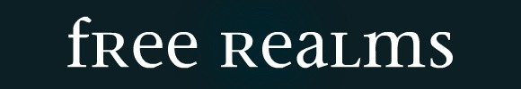 Free Realms banner