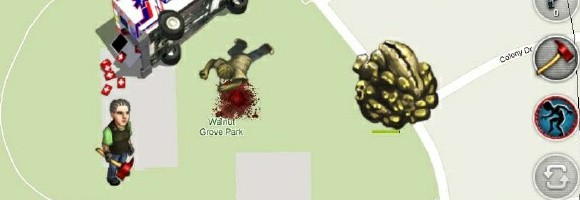 Parallel Zombies screenshot