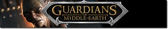 Guardians of Middle Earth title image
