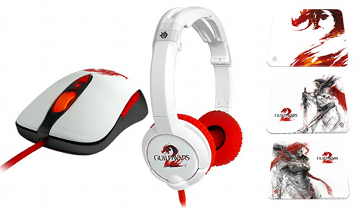 SteelSeries Guild Wars 2 gaming peripherals