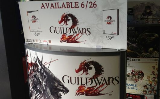 No GW2 is not launching today