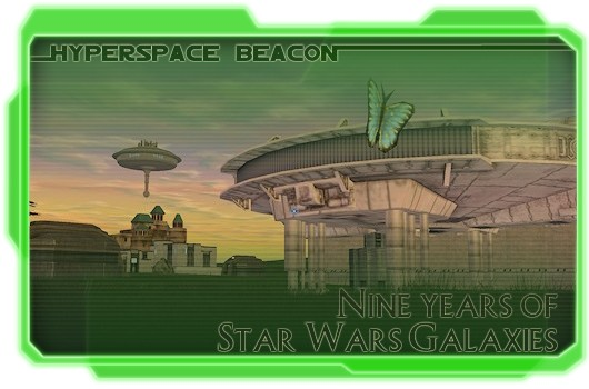 Hyperspace Beacon: Nine years of Star Wars Galaxies