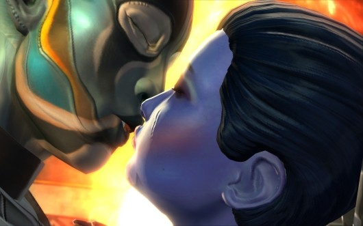 BioWare considering freetoplay for Star Wars The Old Republic