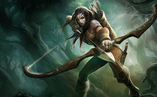 The Summoner's Guidebook Items and runes for League of Legends' attack damage champions