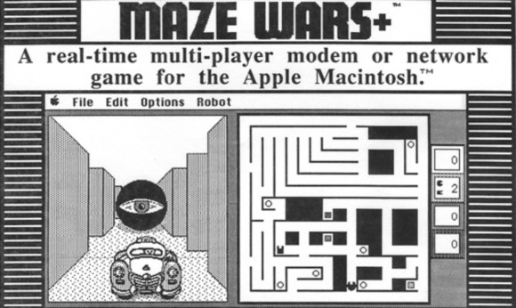 The Game Archaeologist Maze War