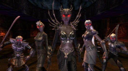 Dungeons and Dragons Online Menace of the Underdark goes live