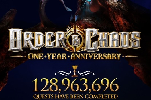 Order & Chaos celebrates its first anniversary