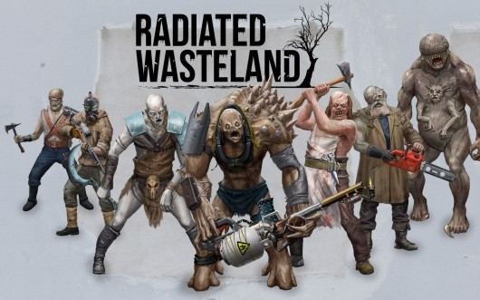 Radiated Wasteland mutates into an MMO