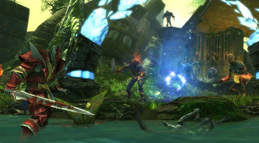 Screenshot -- RIFT