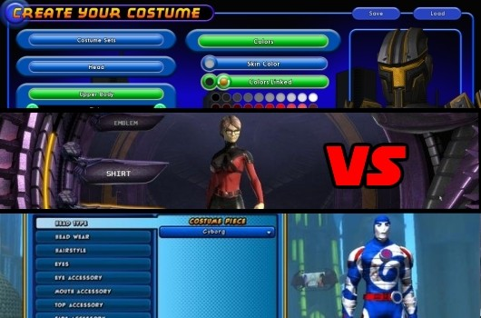 Leaderboard Superhero costume creators