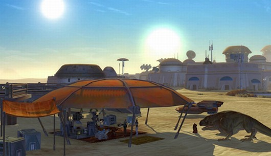 If we could get apatch that removes Tatooine from the game, that'd be kind of nice.