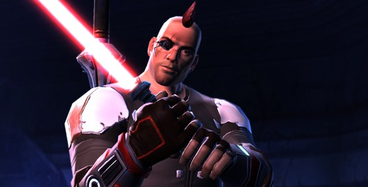 SWTOR upgrades classes and starts merging servers