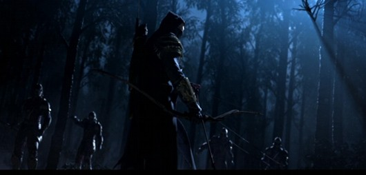 The Elder Scrolls Online -- Character teaser trailer screencap