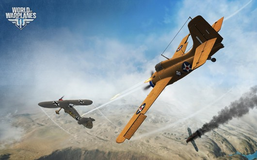 World of Warplanes - Wildcat on the prowl