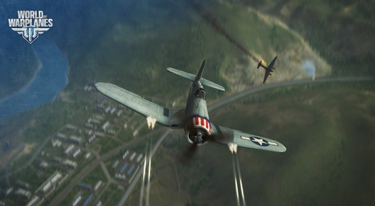 World of Warplanes - Corsair