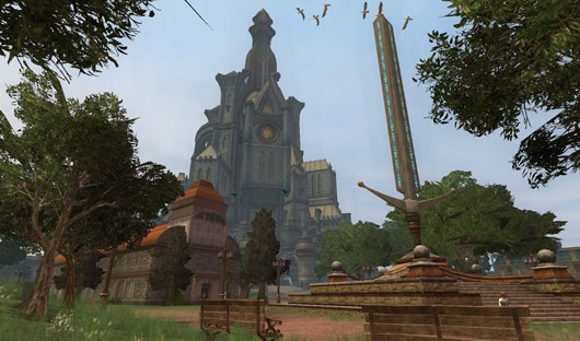 EverQuest II's Qeynos Rises patch revamps city, PvP