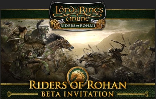 LotRO Riders of Rohan beta invites ride forth from Turbine