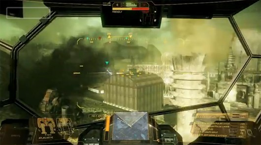 Piranha reveals MechWarrior Online's Caustic Valley